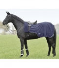 Busse Ausreitdecke Softshell Fleece - navy