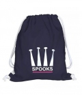 Spooks Gym Bag Tasche - navy