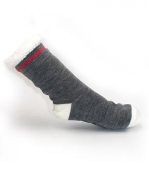 Springstar Socken Flausch Stippi Hüttensocken