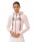 Spooks Sweat Jacke Damen Caro FS´19 - chalkpink
