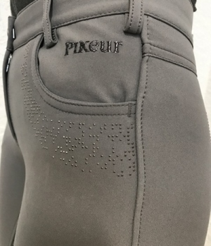 Pikeur Reithose Youth Kalotta Grip mit Strass