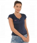Spooks T-Shirt Damen Luna FS´19 - navy