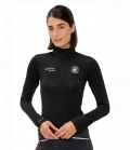 Spooks Shirt Damen Sport Sophie FS´19 - schwarz