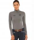 Spooks Shirt Damen Sport Sophie FS´19 - grau