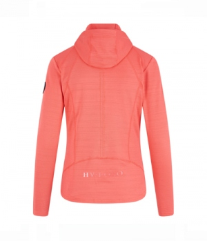 HV Polo Jacke Hooded Damen Clarice Zip FS´19