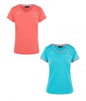 HV Polo T-Shirt Damen Favouritas Tech SS FS´19