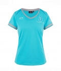 HV Polo T-Shirt Damen Favouritas Tech SS FS´19 - türkis