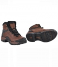Busse Stall-Reitschuh Dallas Winter wasserdich - braun