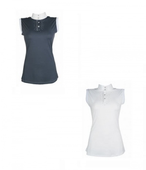 HKM Turniershirt Venezia Sleeveless