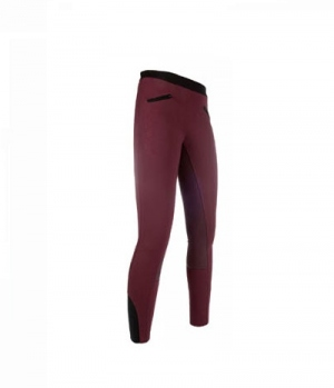 HKM Reitleggings Youth Starlight Vollbesatz