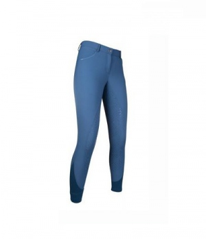HKM Reithose Youth Active19 Full Grip