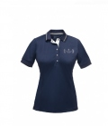 Cavallo Polo Shirt Damen Monique Funktionsshirt - darkblue