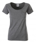 T-Shirt Ladies Brusttasche - blackheath