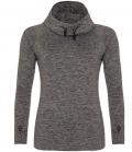Textil Hoody CoolFit Sport - grau-melange