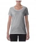 Textil T-Shirt Ladies Gildan Softstyle - sportgrey