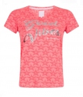 Imperial Riding T-Shirt Damen Good Vibes Sale - pink