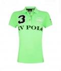 HV Polo Polo Shirt Favouritas LTE SS Sale 39,95€ - neongreen