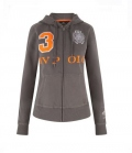 HV Polo Sweat Jacke Favouritas LTE Sale - neongrey