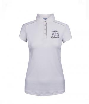 Cavallo Turniershirt Damen Nadja ½  ArmFS19