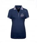 Cavallo Polo Shirt Damen Naomi Funktion FS`19 - navy
