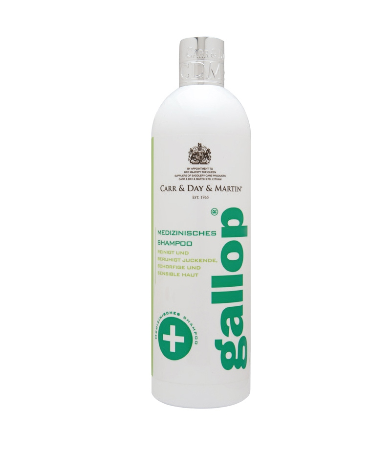 Carr&Day&Martin Gallop Medizinisches Shampoo