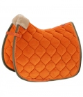 Eskadron Schabracke Velvet Crystal Platinum´19 - orange