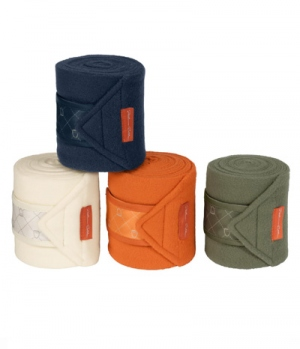 Eskadron Bandagen Fleece Set Platinum´19