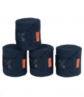 Eskadron Bandagen Fleece Set Platinum´19 - navy