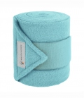 Waldhausen Bandagen Fleece Esperia 4er Set - aqua