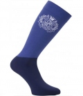 HV Polo Reitstrumpf Boots Socks Favouritas - blue