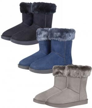 HKM Winterstiefel Davos Fur warm wasserdicht