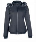 HKM Jacke Winter Trend Damen HW´19 - schwarz