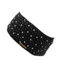 Springstar Stirnband Leyla mit Perlen HW´19 - schwarz