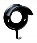Waldhausen Trensenhalter Metall robust in Farbe** - schwarz
