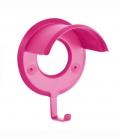 Waldhausen Trensenhalter Metall robust in Farbe - pink