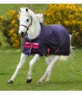 Horseware Turnoutdecke Amigo Hero 900D Pony 200g - grape/pink