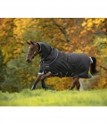 Horseware Turnoutdecke Amigo Bravo 12 Plus 250g** - black/blue