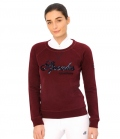 Spooks Pullover Allegra - bordeaux