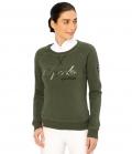 Spooks Pullover Allegra - oliv