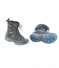 Busse Thermoschuh Burnaby Winter leicht warm - grau/ice