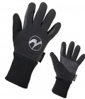 Busse Handschuhe Lutz Winter Fleece Sale - schwarz
