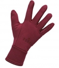 Busse Handschuhe Lars Winter Funktionsmaterial - wine