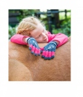 Waldhausen Reithandschuhe Grippy Unicorn Kids - azalee-bl