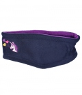 ELT Stirnband Kids Lucky Caja Unicorn Fleece - nachtblau