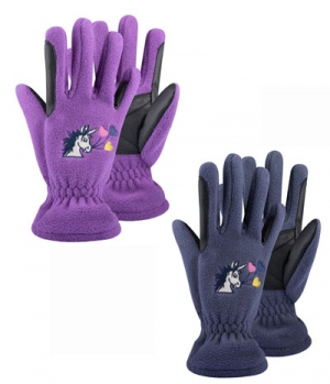 ELT Handschuhe Kids Lucky Carla Unicorn Flee