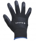 Busse Handschuhe Allround Winter Fleecelining - schwarz