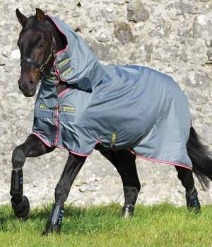 Horseware Turnoutdecke Amigo Hero+Halsteil 200g