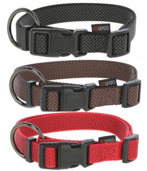 Covalliero Hunde GoLeyGo Set Halsband Leine Adapter