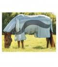 Horseware Ekzemerdecke Amigo Vamoose Evolution - silver-gre