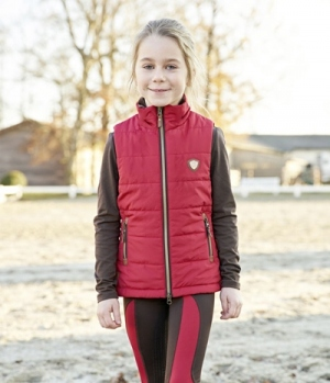 Für den Reiter Bekleidung Kinder Westen Reitsport Voss
